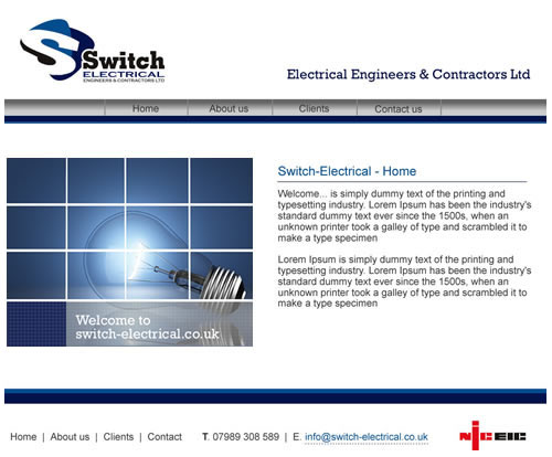 Switch Electrical